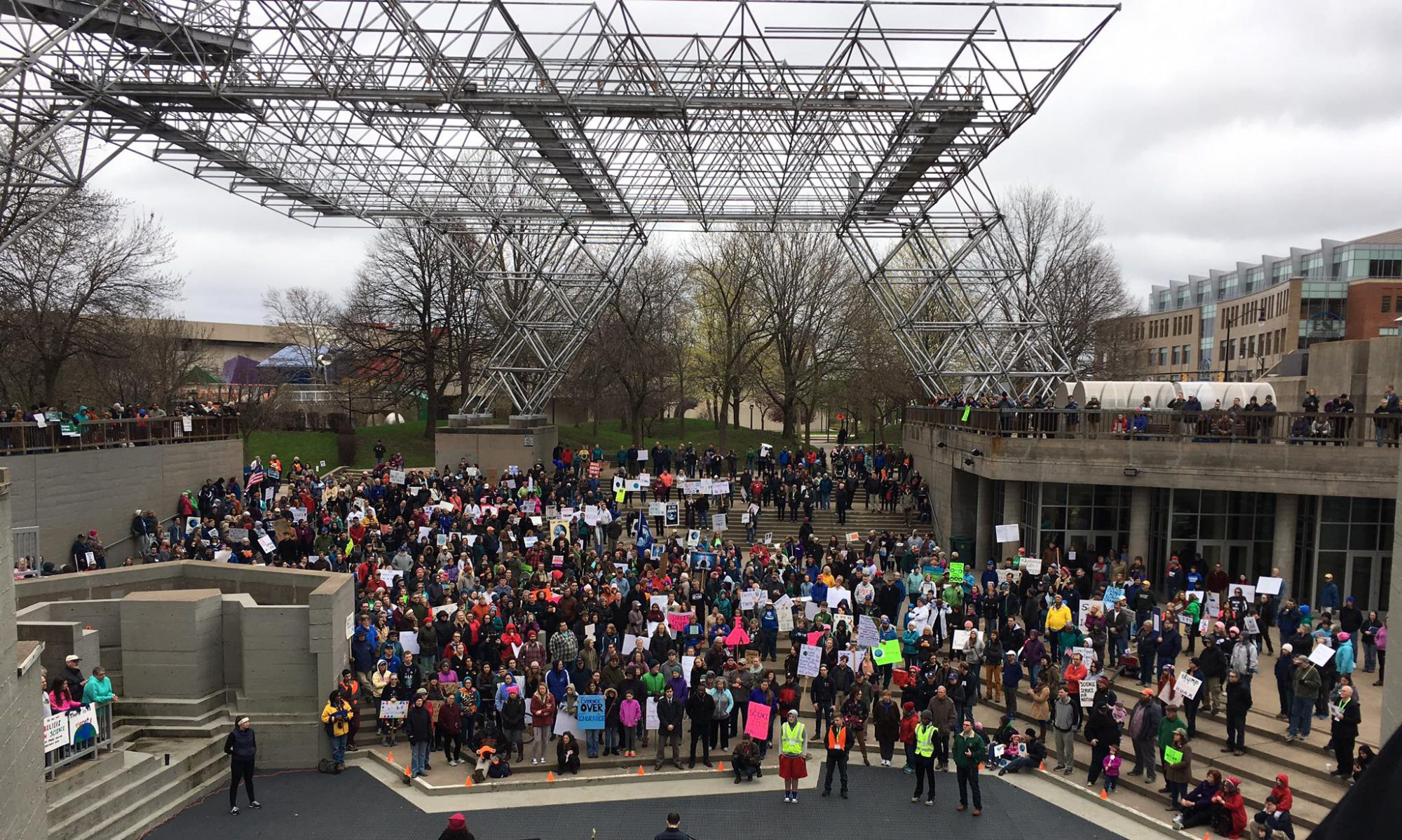Rochester NY March for Science